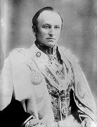 Lord Curzon - 1st Marquis of Kedleston - Opposed the Balfour Declaration