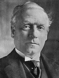 Herbert Asquith, Prime Minister who led Britain into World War 1